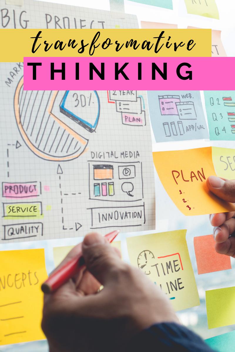 transformative thinking